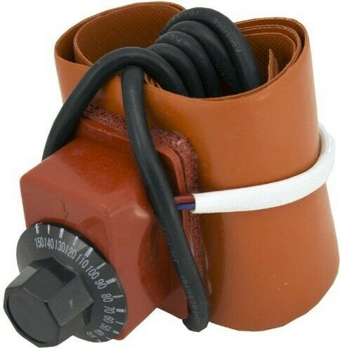 Duda Diesel PHS Small Silicone Pail Heater Adjustable Thermostat 450W 110V 120V $59.99