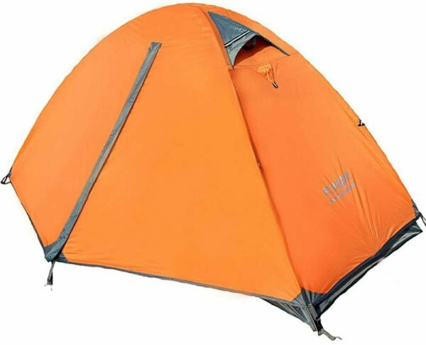 Winter Tent 4 Season Traveling Hunting Hiking Cover Shelter Wind Snow 2 Person