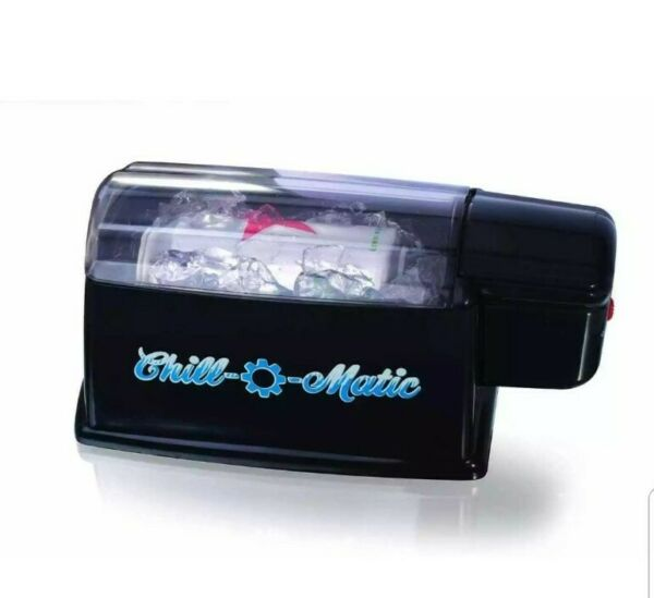 Chill O Matic Instant Beverage Cooler Multiple Color Styles $19.99