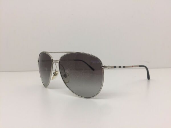 BURBERRY Sunglasses B 3072 1145 T5 57 14 135 Polarized Italy $49.95