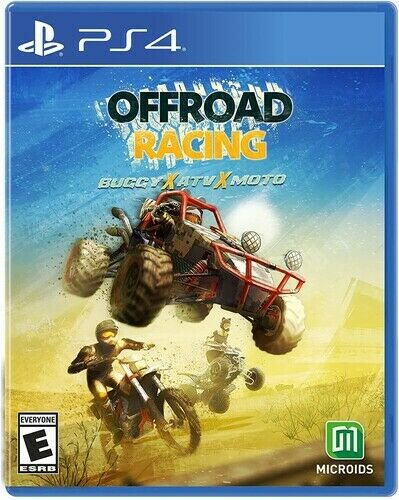 OffRoad Racing for PlayStation 4 New Video Game PS 4