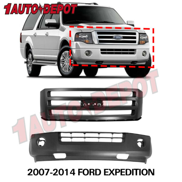 Air Dam Deflector Lower Valance Apron Front for 2005 2006 Ford F150 FO1093104 $58.49
