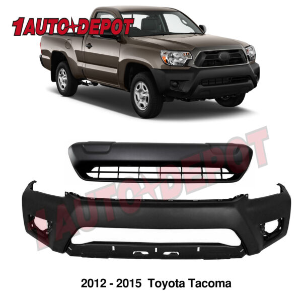 Bumper Cover Front for 2011 2013 M Benz E350 w fog lamp holes 13 E400 MB1000309 $107.99
