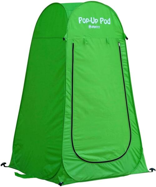 Gigatent Pop Up Pod Changing Room Privacy Tent – Instant Portable Outdoor Shower $26.82