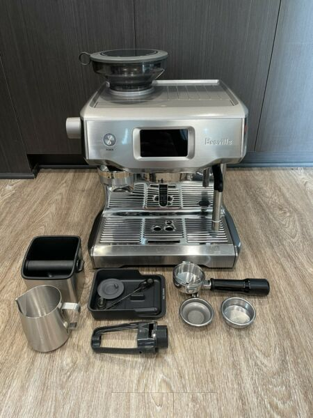 Breville BES990 Oracle Touch Automatic Stainless Steel Espresso Coffee Machine