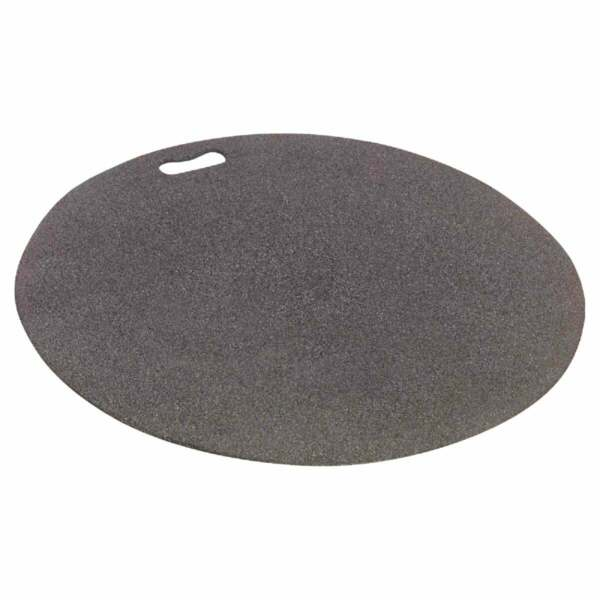 Diversitech The Original Grill Pad 30 In. Dia. Brown Round Grill Pad GP 30 1