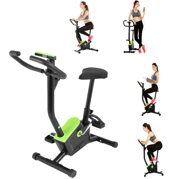 Fitness Indoor Exercise Bike Home Gym Cycling Bicycle Equipment Body Workout $86.79