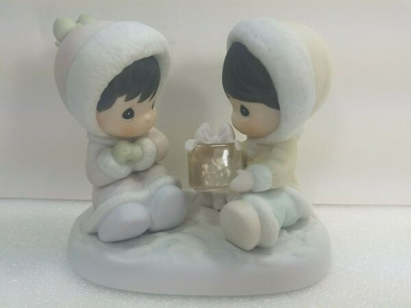 Precious Moment #530956 quot;I Have Only Ice For Youquot; 1995 $19.95