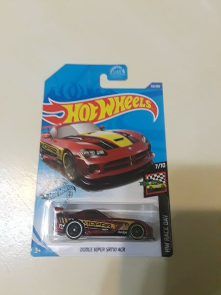Hot Wheels Dodge Viper SRT10 ACR