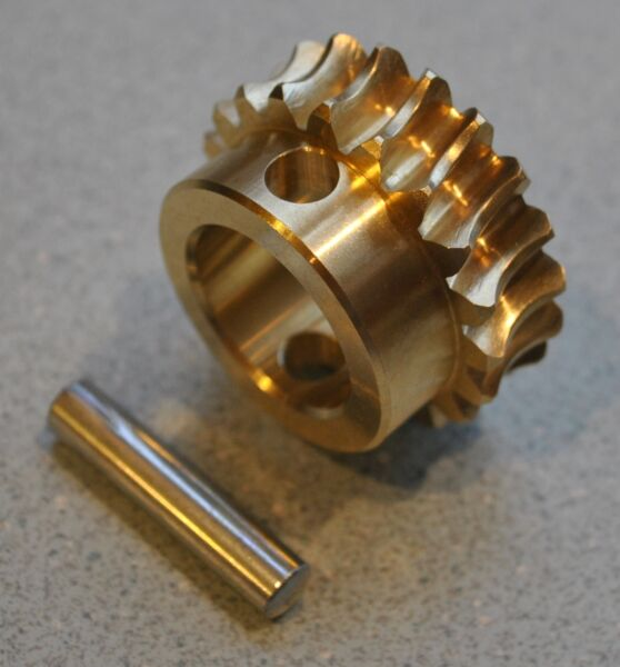 Ariens Snowblower Bronze Auger Gear Pin ST824 924050 524026 MADE IN THE USA