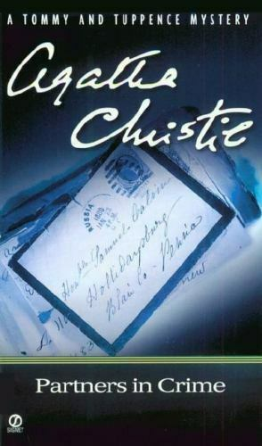 Partners in Crime Tommy and Tuppence by Christie Agatha $3.99