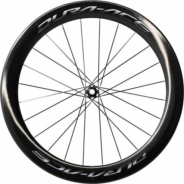 Shimano WH R9170 C60 TU Dura Ace disc wheel Carbon 60 mm front 12x100 mm GBP 1168.85