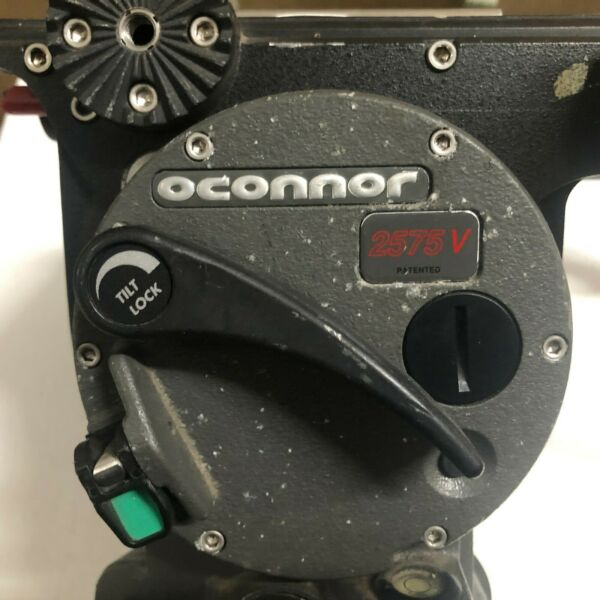 OConnor 2575V Tripod Head w Road Case
