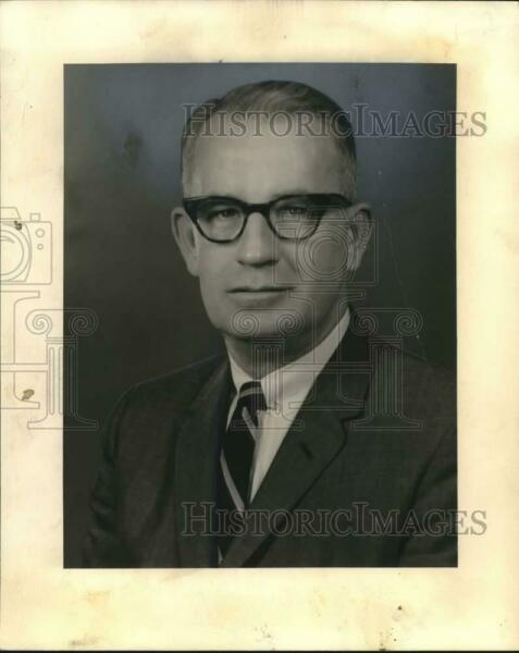 1964 Press Photo Philip Thomas speaker at Federal Bar Association convention