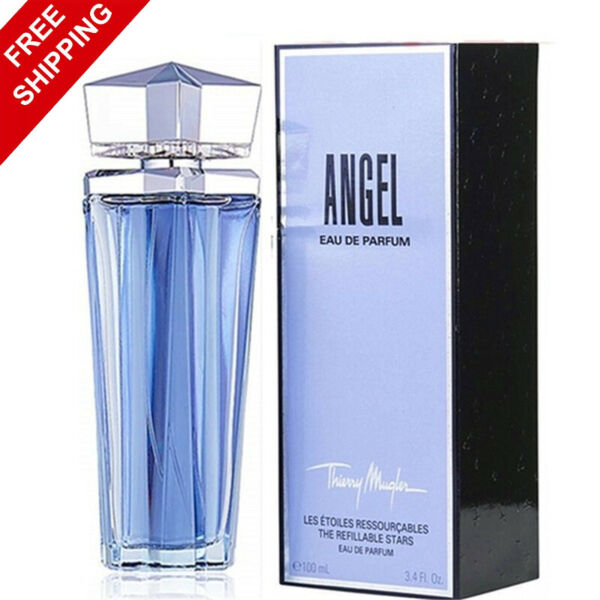 Angel Perfume By Thierry Mugler 3.4 Oz EDP Women Brand New Sealed with Box $47.90