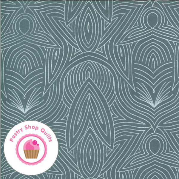 Moda DWELL IN POSSIBILITY 48316 16 Gray GINGIBER Quilt Fabric