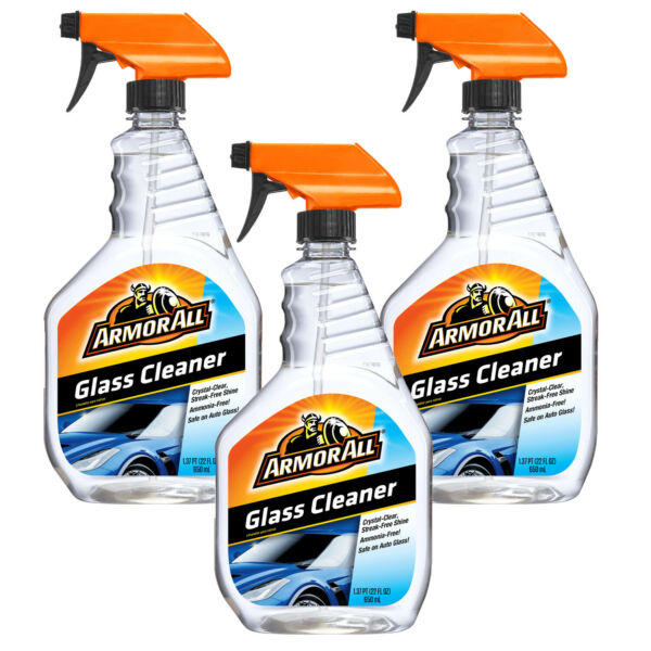 Armor All Glass Cleaner 22 fluid ounces Auto Glass Cleaner Free Shipping $12.95