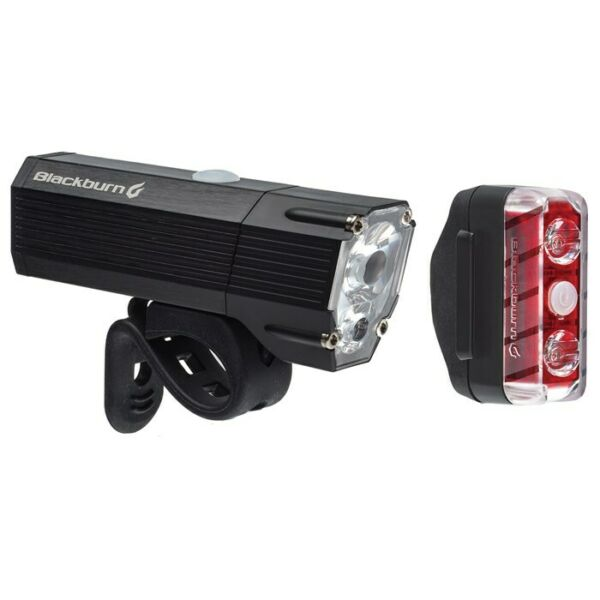 BLACKBURN DayBlazer USB 800 Lumen Front amp; 65 Lumen Rear Bike Light Set BLACK $93 $79.95