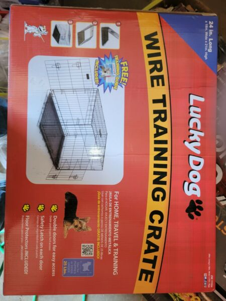 Dog crates for small dogs $35.00