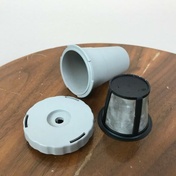 Reusable Replacement My K cup Coffee Filters for Keurig Holder