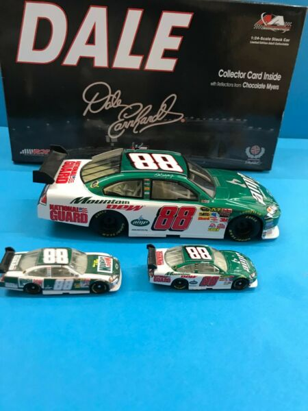 Limited Edition Dale Earnhardt Jr. Motorsports Authentics 1:24