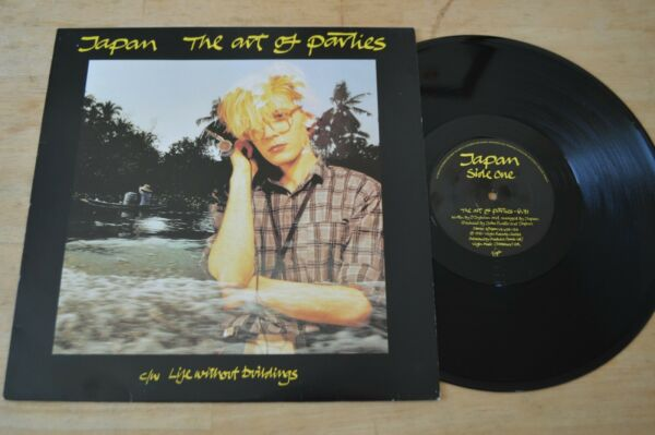 Japan – The Art Of Parties 12quot; Single VS409 12 1981 Life Without Buildings