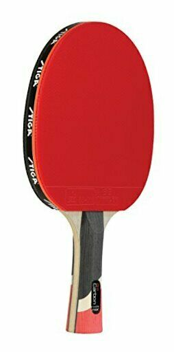 Pro Carbon Performance Level Table Tennis Racket with Carbon Technology for $111.99