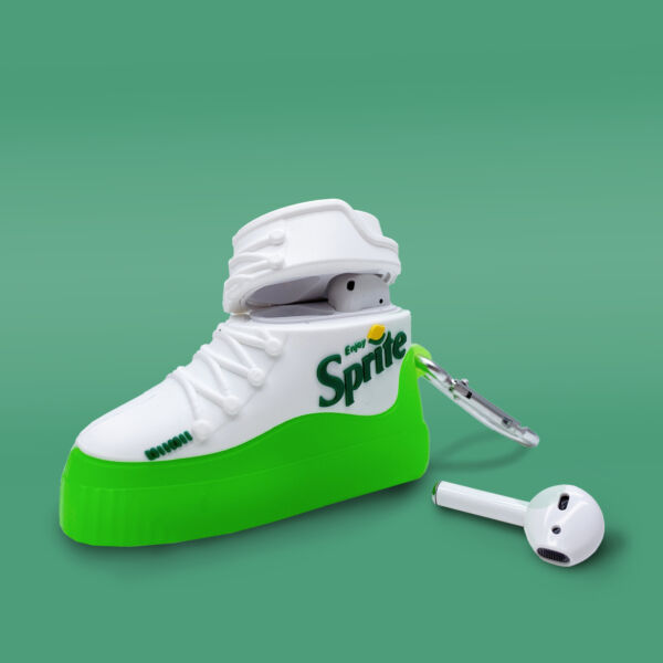 3D Case Sneakers Airpods Shockproof Earphone Cover For Airpods 1 2 3 Cute $9.99