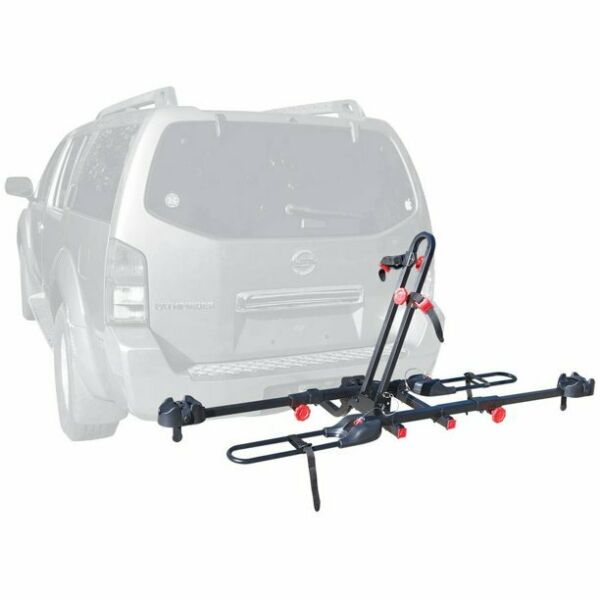 Rack 2 Bike Hitch Mount Carrier Trailer Car Truck SUV Receiver Bicycle Transport $189.99
