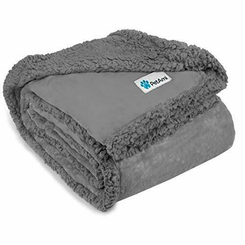PetAmi WATERPROOF Dog Blanket for Bed Couch Sofa Waterproof Dog Bed Cover $47.05