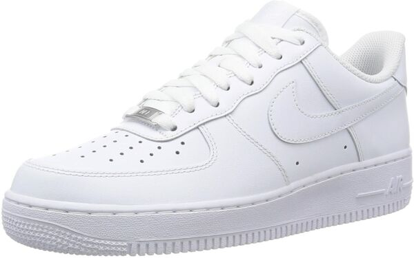 Nike Air Force 1 Low Triple White '07 BRAND NEW MEN SIZES.