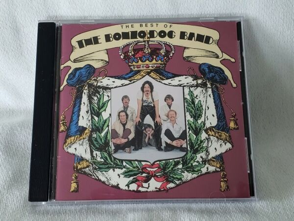 The Best of the Bonzo Dog Band 24 Track CD 1990 Neil Innes $6.00