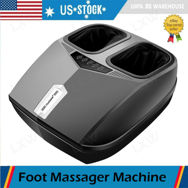 Foot Massager Machine with Heat Electric Foot Warmer 3 Rolling Massager Modes # $95.99