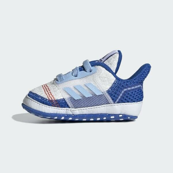 Adidas Ultracrib Toddler Size 3K Athletic UltraBOOST Training Slip On Shoes $39.99