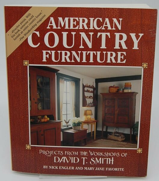 American Country Furniture Reader#x27;s Digest Woodworking $19.99