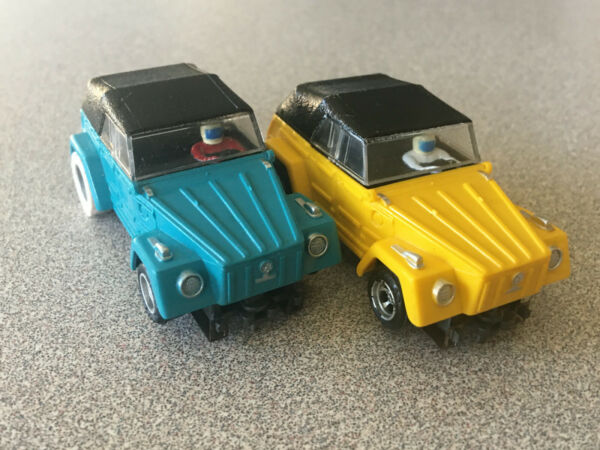2 Aurora AFX VW Thing