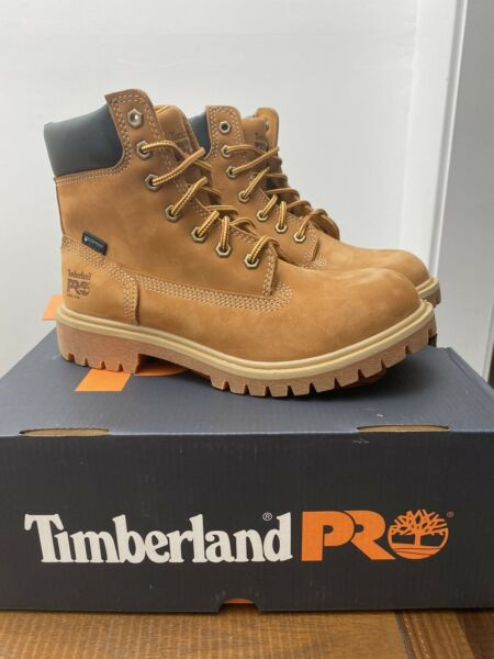 Timberland PRO Direct Attach 6quot; Steel Safety Toe Waterproof Insulated $89.00