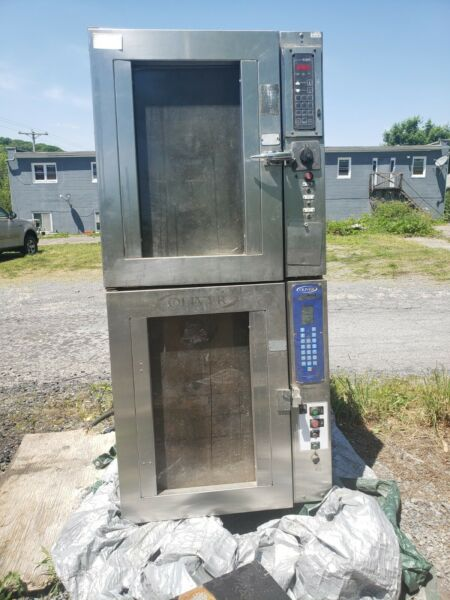 Oliver Double Deck Convection Ovens