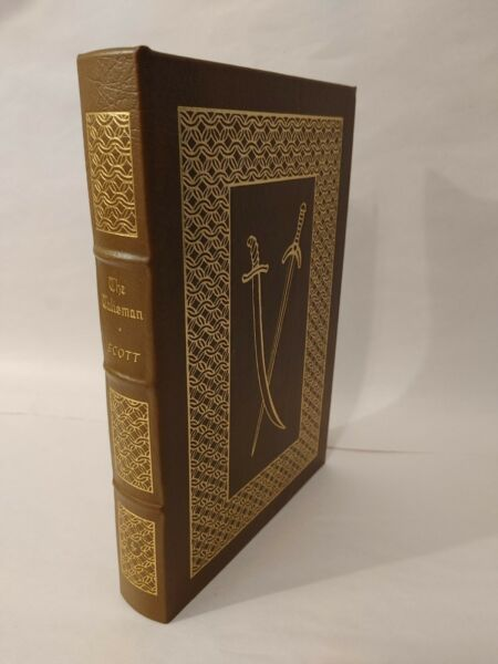 EASTON PRESS The Talisman by Sir Walter Scott Collector#x27;s Edition Leather $21.95