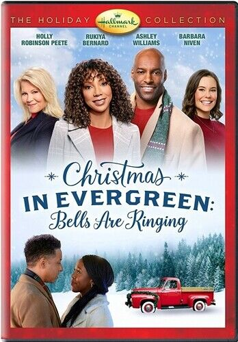 CHRISTMAS IN EVERGREEN BELLS ARE RINGING New Sealed DVD Hallmark Channel Holiday $14.87