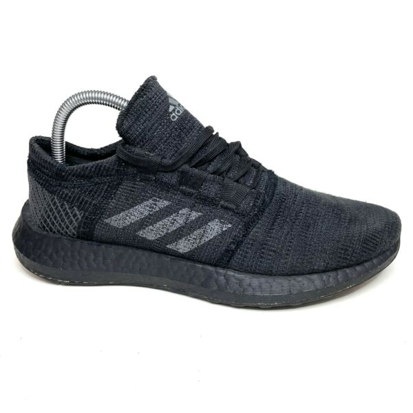 Adidas PureBOOST GO Black Grey Carbon Men's Running Casual Shoes F35786 Size 8 $49.99