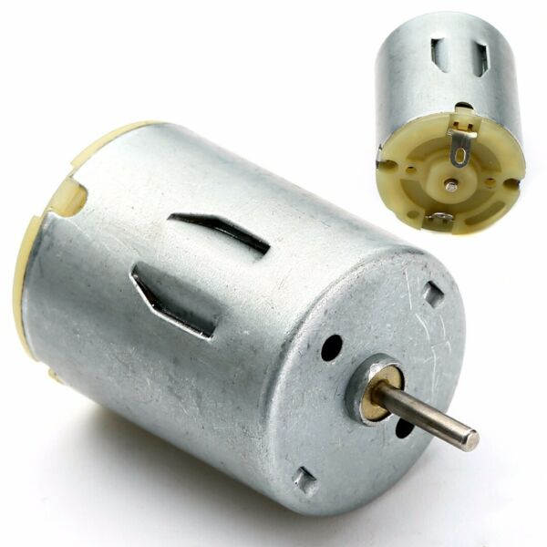 DC 3 12V 23000RPM Mini DC Motor High Speed Strong Magnetic Toy Car DIY US STOCK $6.48
