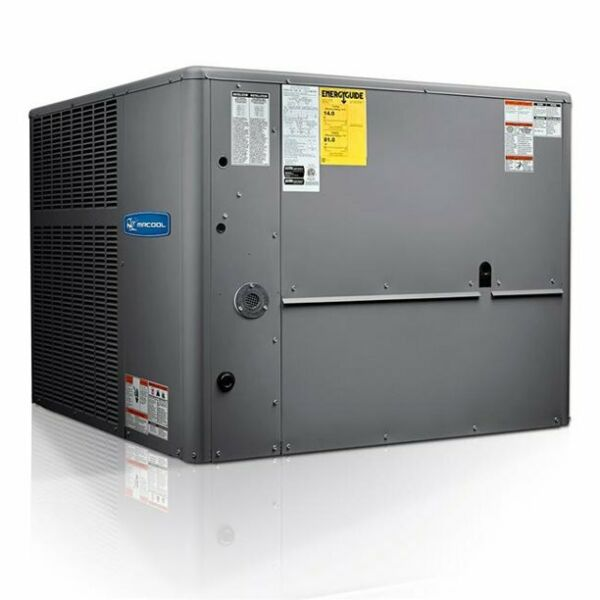 3 Ton 14 SEER R 410A 90000 BTU Heat Horizontal or Down Flow Package A C and Gas $899.00