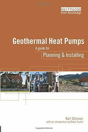 Geothermal Heat Pumps: A Guide for Planning and Installing $38.01