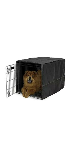MidWest Dog Crate Cover Privacy Dog Crate Cover Fits MidWest Dog Crates $19.99