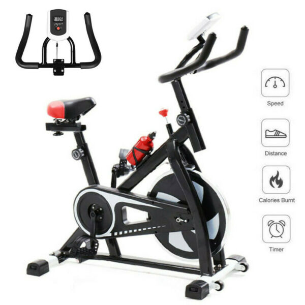 Ultra quiet Exercise Bike Indoor Fitness Bicycle Home Bicycle Fitness Equipment* $109.98