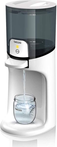 Baby Brezza Instant Warmer Instantly Dispenses Warm Water at Perfect Baby $57.50