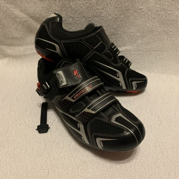 SPECIALIZED MOUNTAIN BIKE SHOES MENS SIZE US 13 EURO 46 CYCLING BICYCLE SHOES $30.00