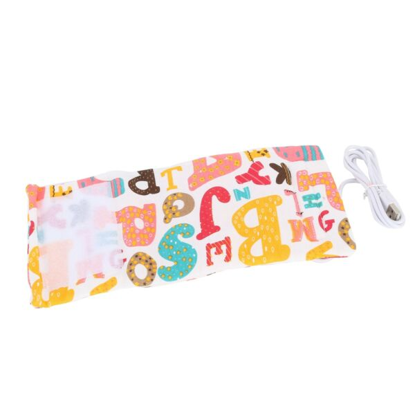 Baby Bottle Warmer Travel Heater Bag Pouch Portable Feeding Thermostat USB $12.20