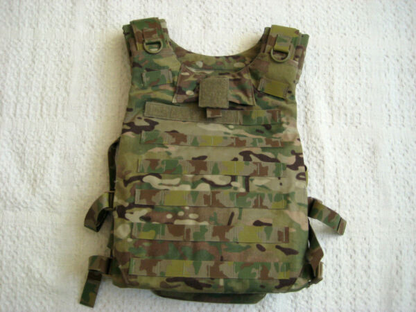 KDH Soldier Plate Carrier System SPCS MEDIUM W Soft Inserts 8470 01 587 1285 $1199.99